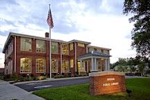 Mebane Public Library, Mebane, United States