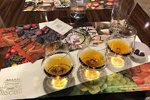 Yerevan Brandy Factory, Yerevan, Armenia