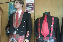 Chisholms Highland Dress, Inverness, United Kingdom