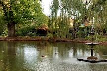 Queen Mary botanic Gardens, St Arnaud, Australia