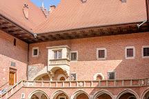 Muzeum Uniwersytetu Jagiellonskiego Collegium Maius, Krakow, Poland