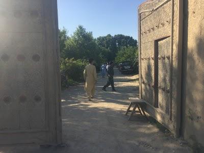 مسجد حج پیاده