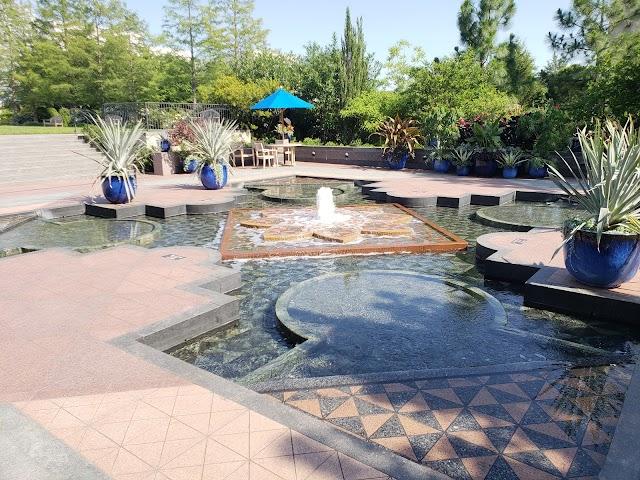 First Ladies Water Garden