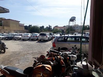 Jahann parking سرای پارکینگ جهان