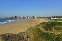Longchamps Beach, Saint-Lunaire, France