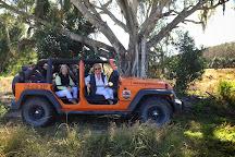 Orange Jeep Tours, Ave Maria, United States
