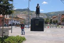 Parque Bulevar 24 de Mayo, Quito, Ecuador