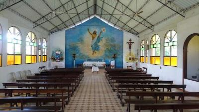 Iglesia villa tunari