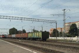 Железнодорожная станция  Riazan 2