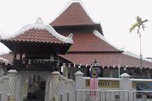 Kampung Hulu Mosque, Melaka, Malaysia