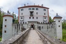 Sneznik Castle Museum, Stari Trg pri Lozu, Slovenia