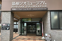 Hakone Geo Museum, Hakone-machi, Japan