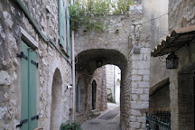 La Collegiale de la Conversion de St-Paul, St-Paul-de-Vence, France