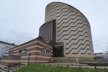 IMAX Tycho Brahe Planetarium, Copenhagen, Denmark