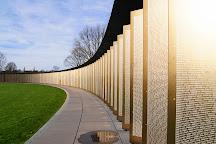 Le Memorial International De Notre-Dame-De-Lorette, Ablain-Saint-Nazaire, France