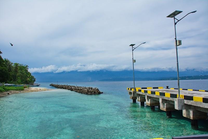 Pulau Mansinam Wisata Manokwari Papua Barat
