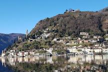 Parco Scherrer, Morcote, Switzerland
