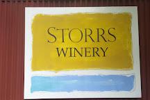 Storrs Winery, Santa Cruz, United States