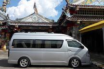 Chao Por Lak Muang Trat Shrine, Trat, Thailand