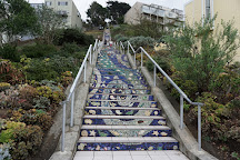 16 Avenue Tiled Steps, San Francisco, United States