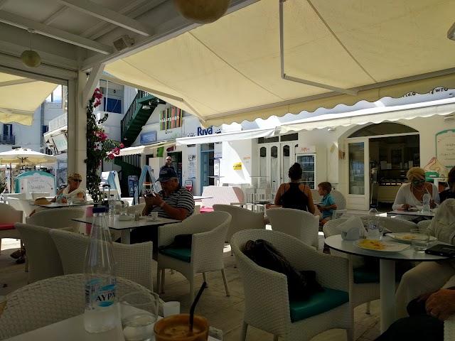 Aggeliki (Ice-Cream And Desserts) Milos, Greece