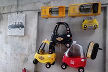 Taxi Museum, Su'ao, Taiwan