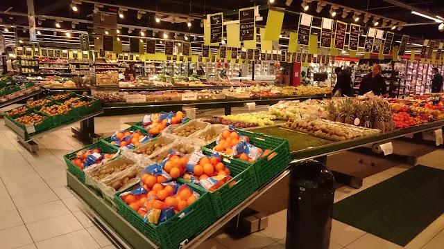 Auchan Supermarché Aubervilliers