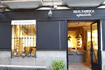 Real Fabrica, Madrid, Spain