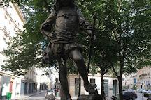 Turenne Enfant, Paris, France
