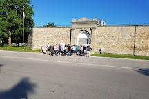 Huron Historic Gaol, Goderich, Canada