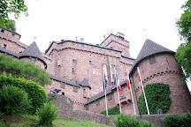 Château du Haut-Kœnigsbourg, Orschwiller, France