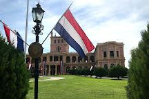 Palacio de López, Asuncion, Paraguay