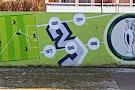 Gedenkstaette Moritzplatz Magdeburg fuer die Opfer Politischer Gewalt