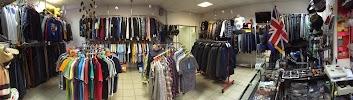 РЫЖИЙ КОТ, магазин мужской одежды, улица Карла Маркса, дом 17 на фото Курска