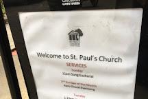 St. Paul's Church (The Actors' Church), London, United Kingdom