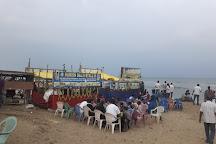 Elliot's Beach, Chennai (Madras), India