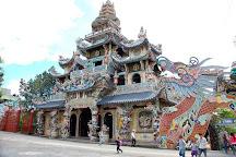 Mong Mo Hill, Da Lat, Vietnam
