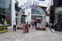 Paseo del Carmen Shopping Mall, Playa del Carmen, Mexico