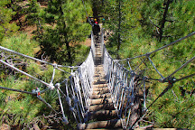 Ziplines at Pacific Crest, Wrightwood, United States