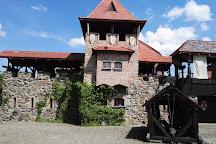 Zamek Stara BaSn, Grybow, Poland