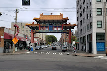 Chinatown International District, Seattle, United States