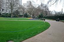 Victoria Embankment Gardens, London, United Kingdom