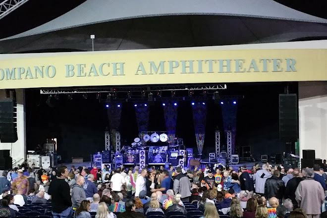 Visit Pompano Beach Amphitheatre On Your Trip To Pompano Beach