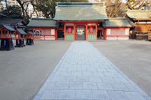 Sumiyoshi Shrine, Shimonoseki, Japan