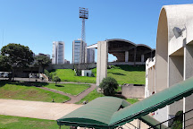 Estadio Regional Willie Davids, Maringa, Brazil