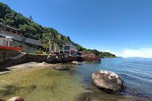 Lagoa Azul, Ilha Grande, Brazil