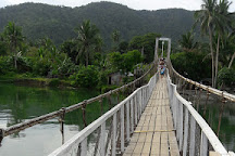 Baler Hanging Bridge, Baler, Philippines