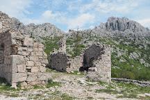 St. Frane church - Podprag, Jasenice, Croatia