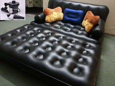 Air Lounge Sofa Cum Bed lahore