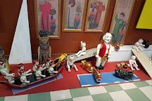 Thang Long Water Puppet Theater, Hanoi, Vietnam